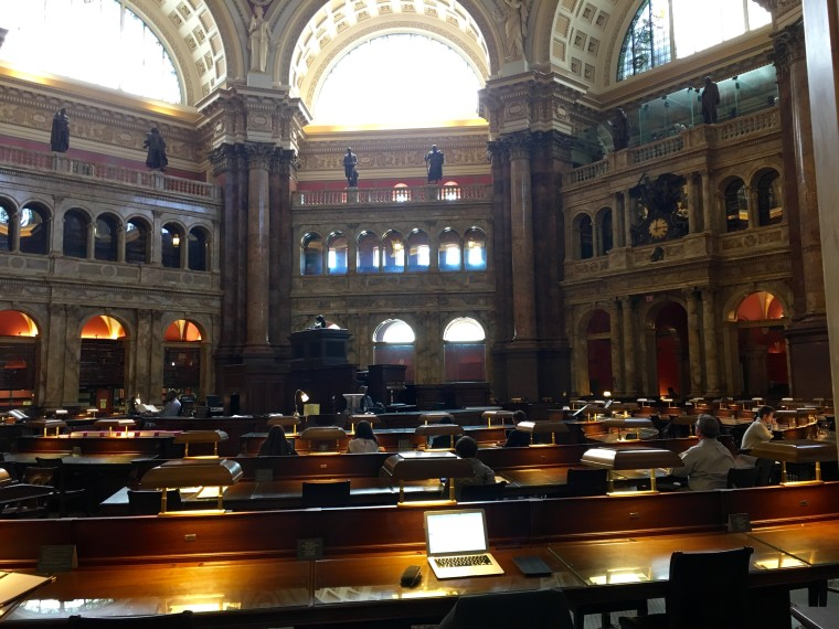 Library Of Congress Reading Room Hours