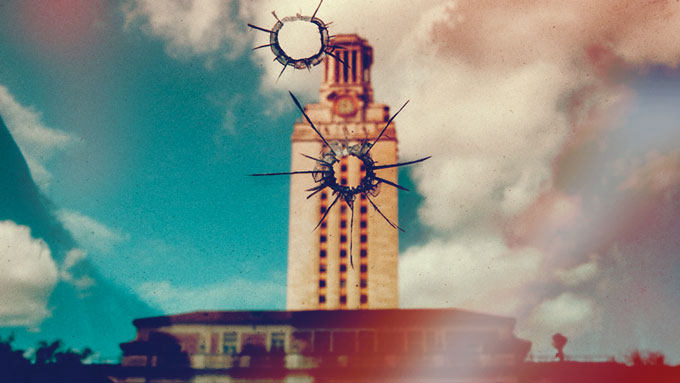 Texas campus carry is about politics