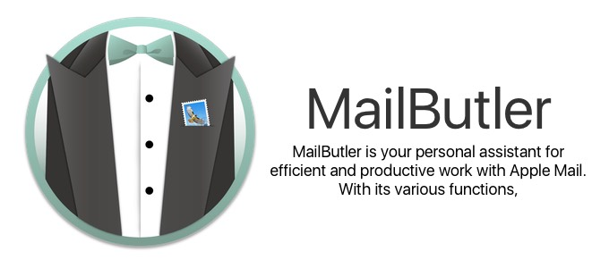 Use Mailbutler to supercharge your Apple Mail