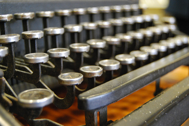 the power of a writing routine